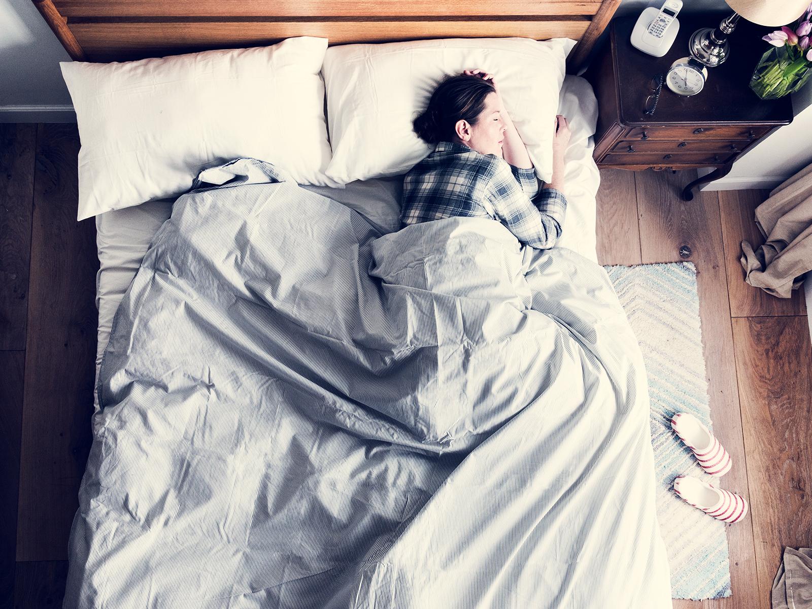 dobry sen wpływa na zdrowie i prawidłowe funkcjonowanie organizmu